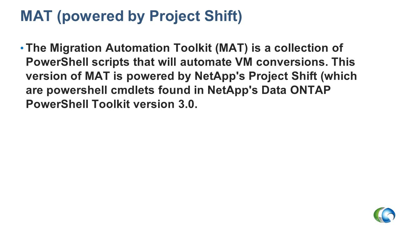 MAT (powered by Project Shift)