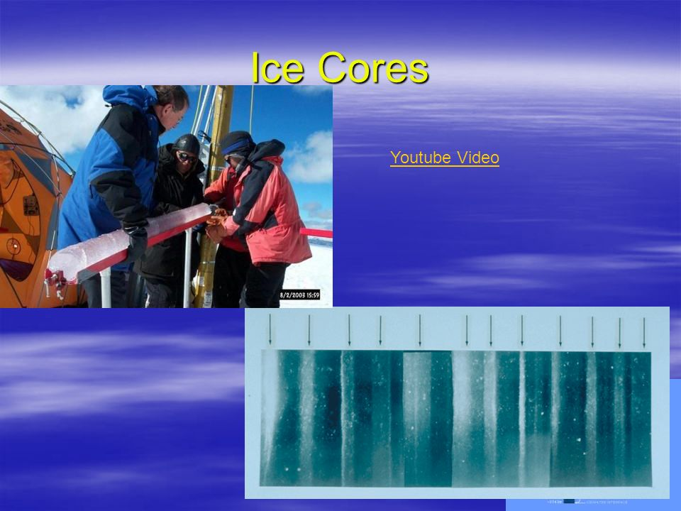 Ice Cores Youtube Video