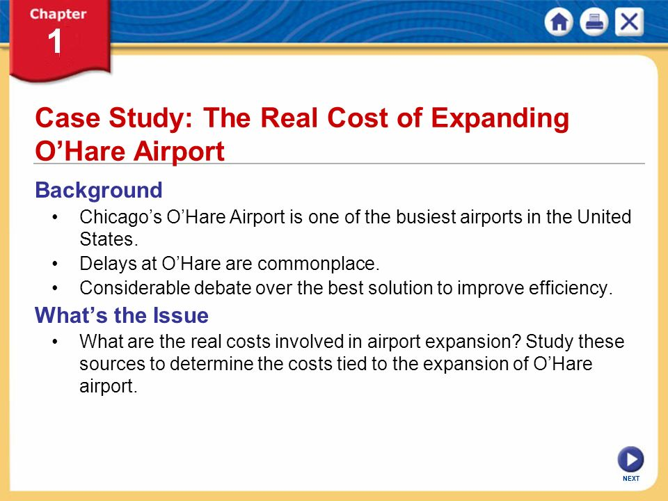 Case Study: The Real Cost of Expanding O'Hare Airport