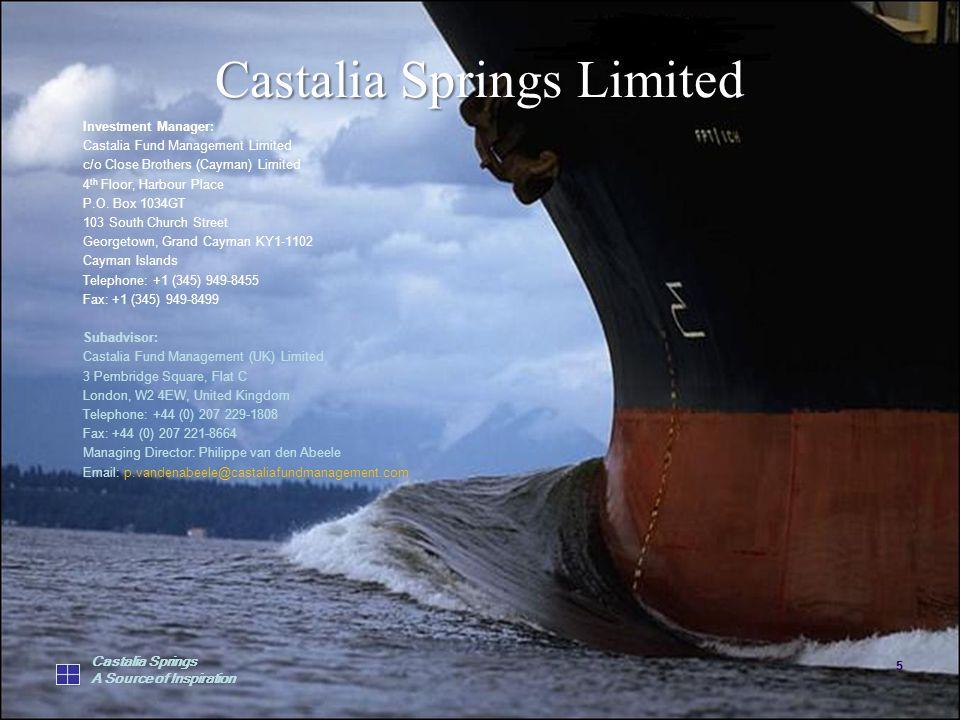 Castalia Springs Limited