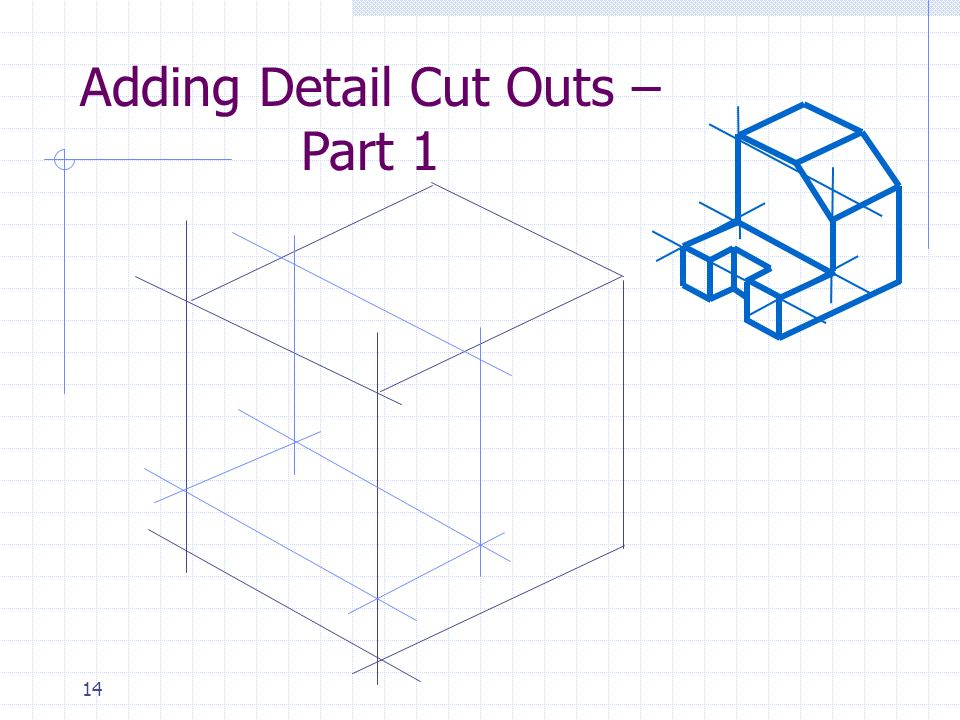Adding Detail Cut Outs – Part 1
