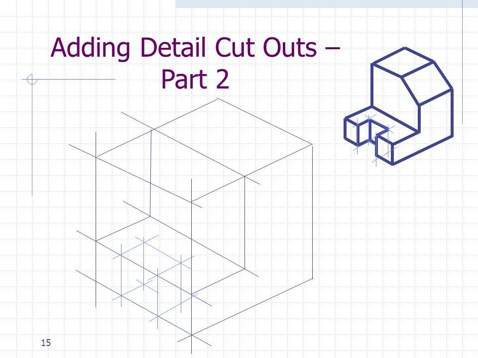 Adding Detail Cut Outs – Part 2