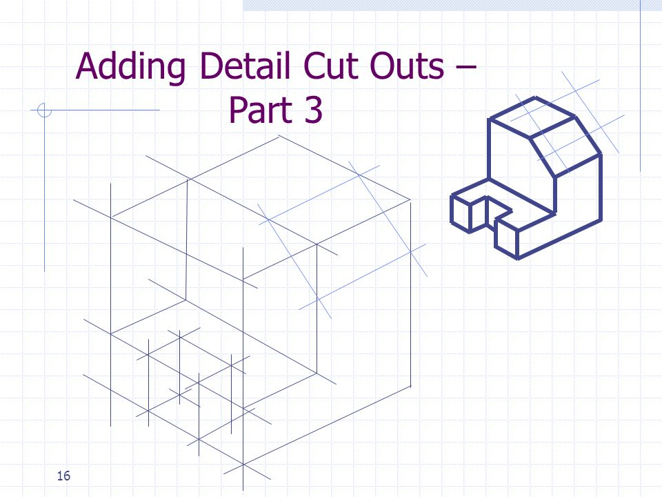 Adding Detail Cut Outs – Part 3