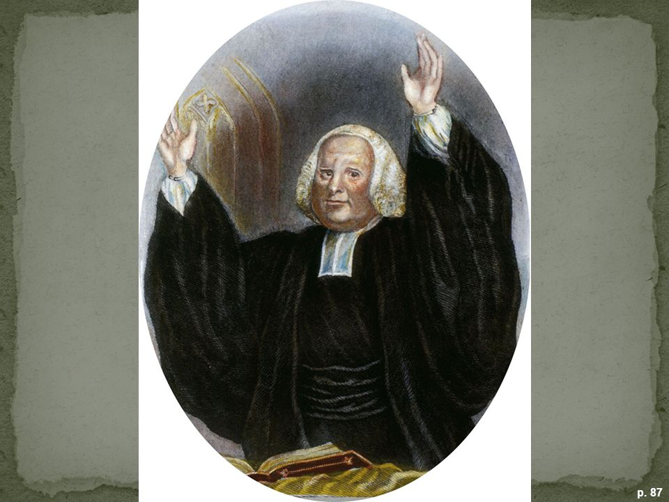 GEORGE WHITEFIELD (Granger Collection)