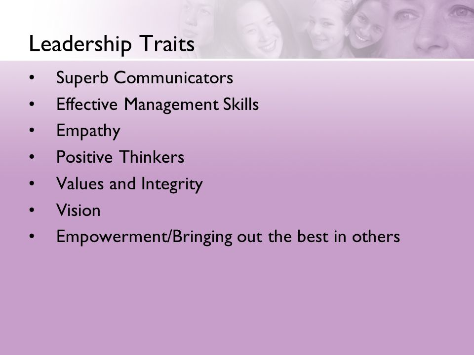 Leadership Traits Superb Communicators Effective Management Skills