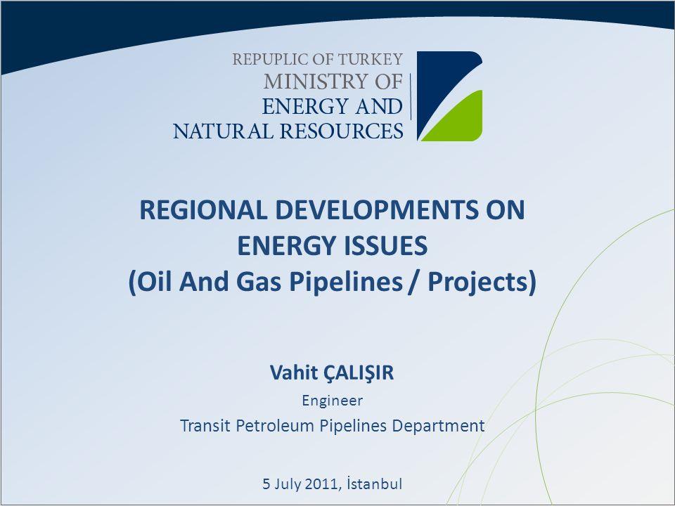 Transit Petroleum Pipelines Department