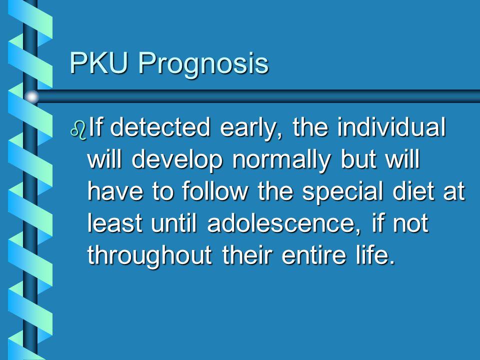PKU Prognosis