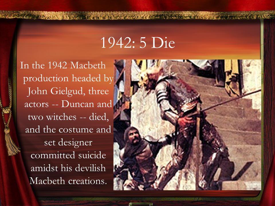 1942: 5 Die