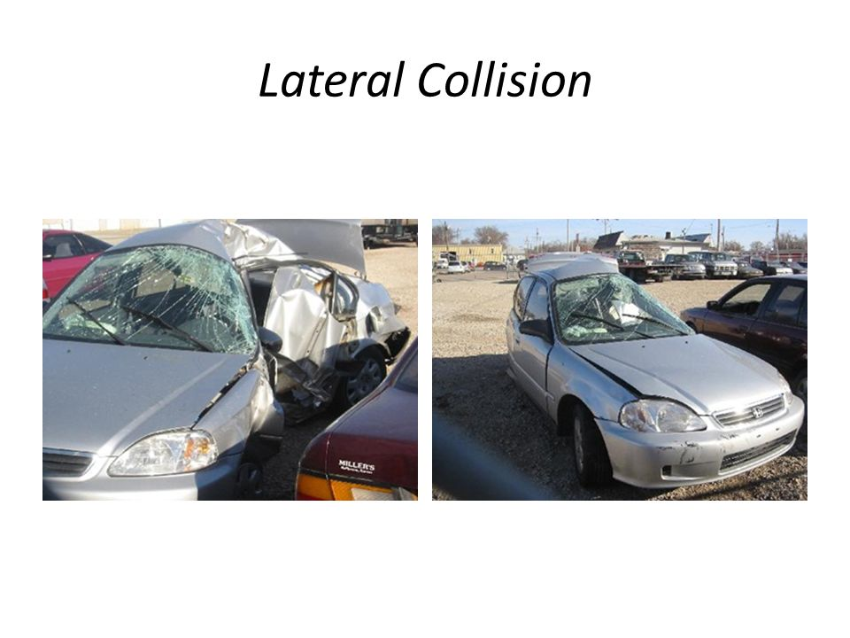 Lateral Collision