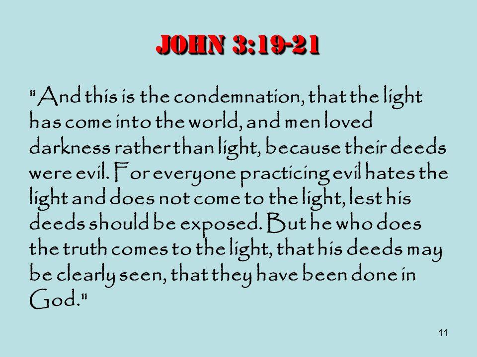 John 3:19-21