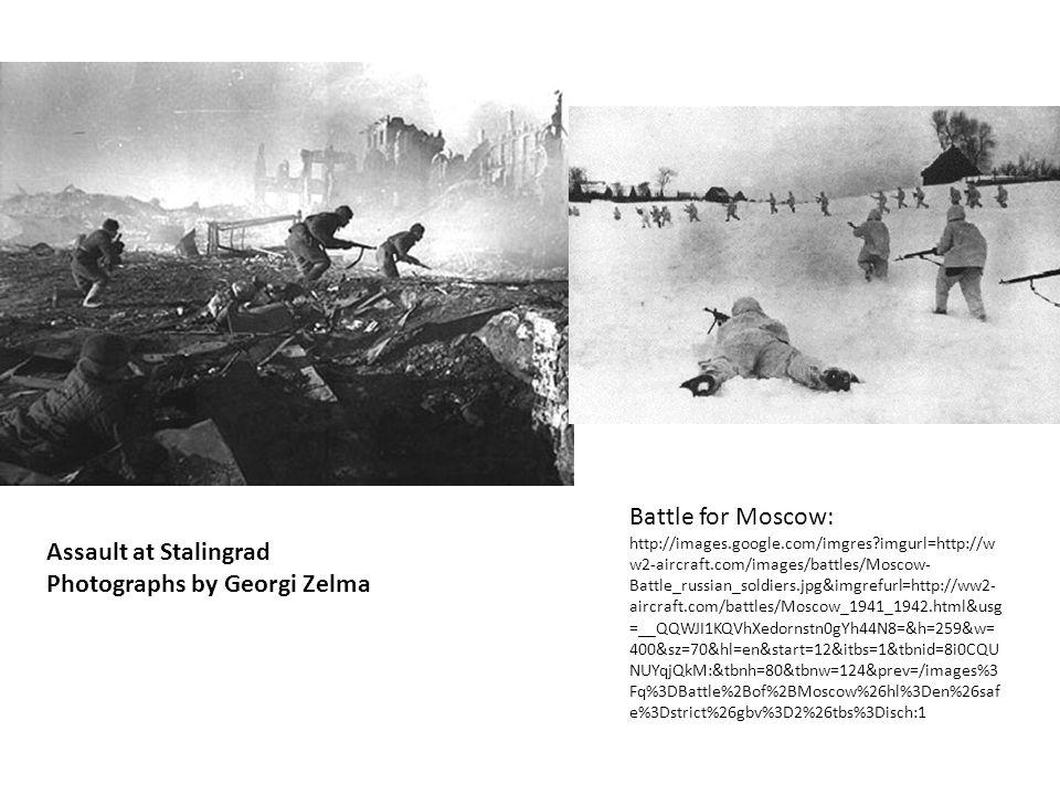 Photographs by Georgi Zelma