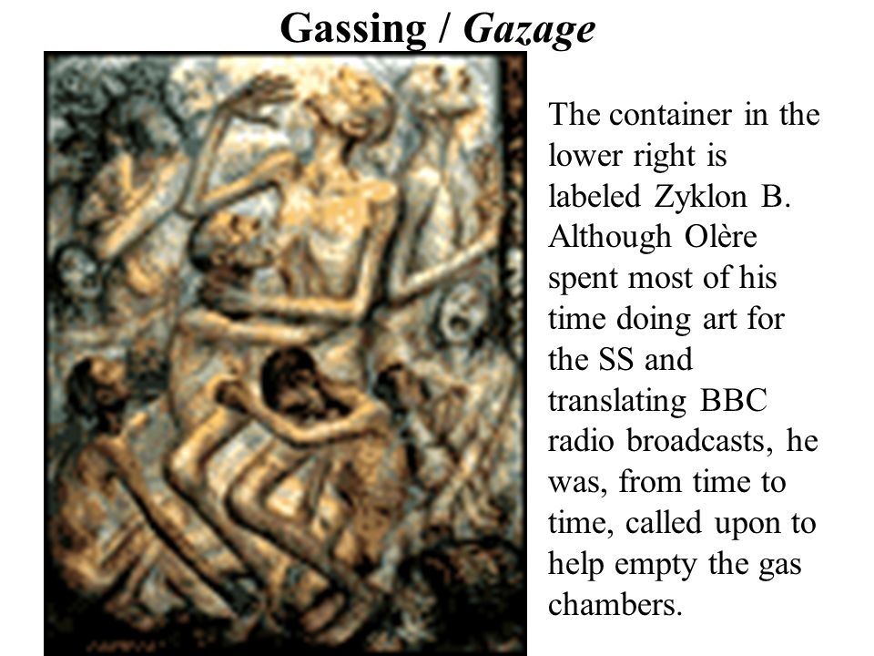 Gassing / Gazage