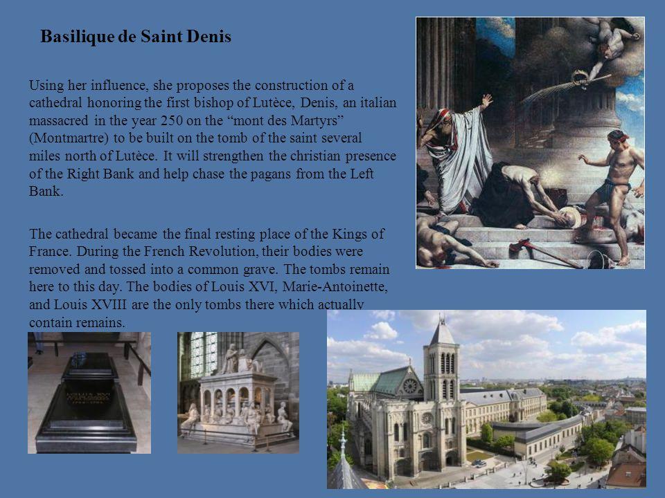 Basilique de Saint Denis