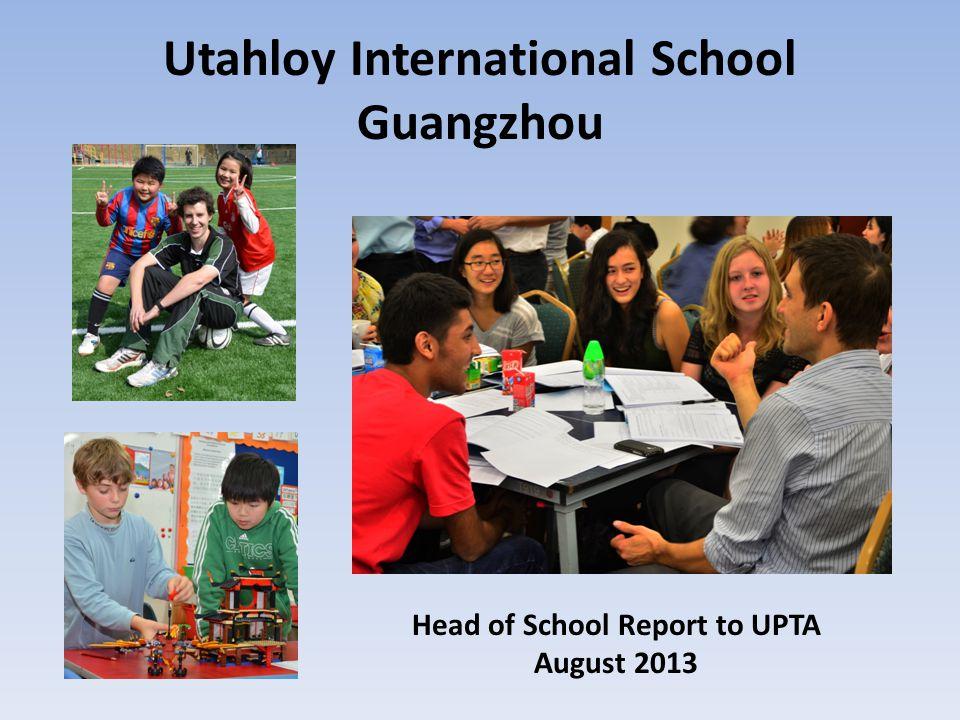 Utahloy International School Guangzhou
