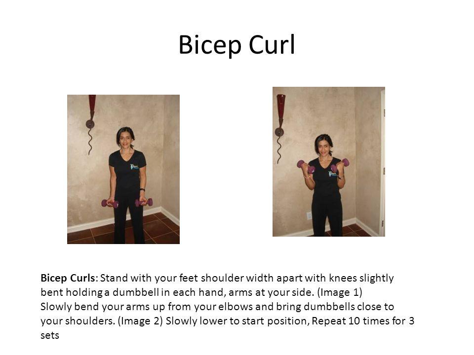 Bicep Curl