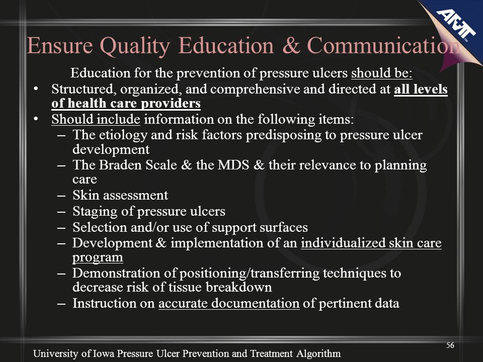Ensure Quality Education & Communication