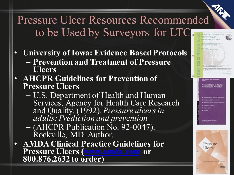 evidence based research on ulcer