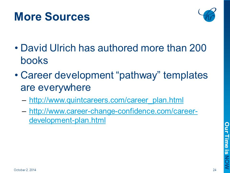 More Sources David Ulrich has authored more than 200 books