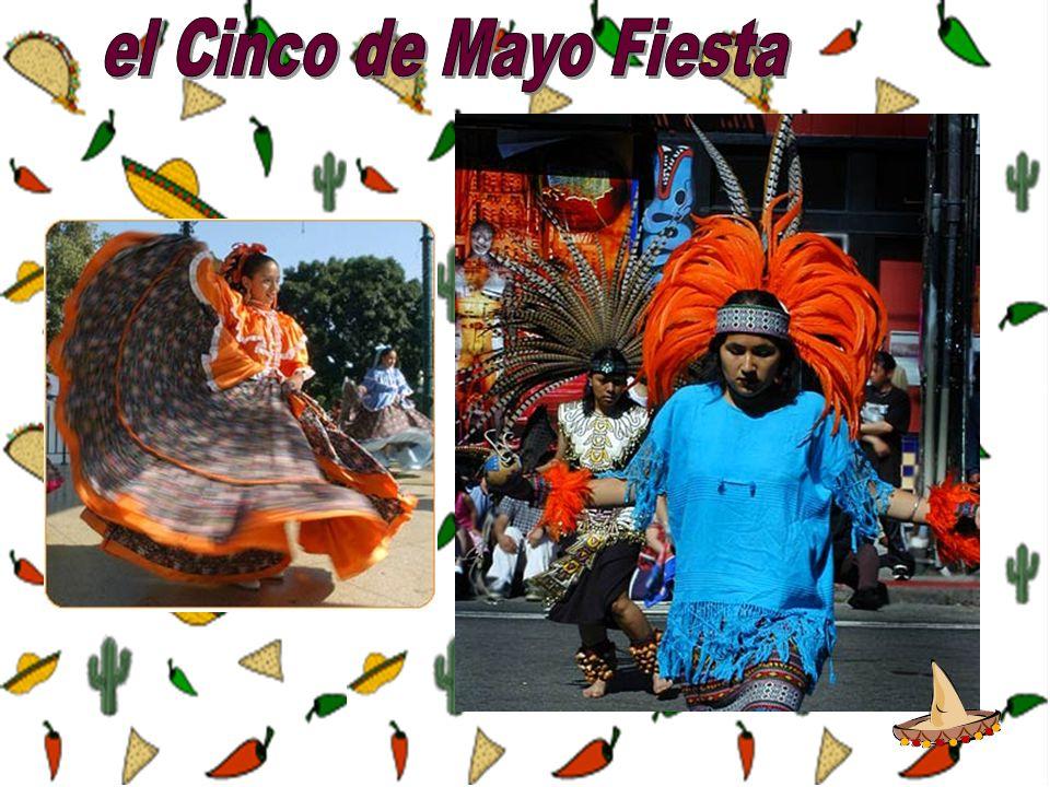 el Cinco de Mayo Fiesta
