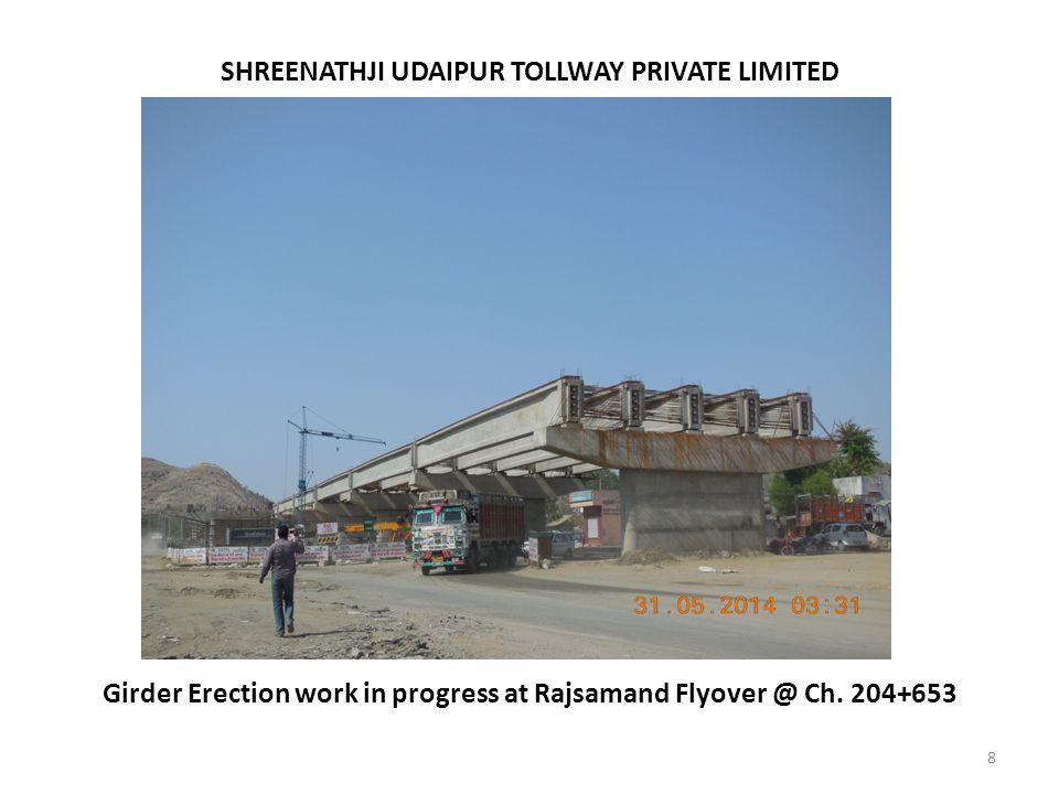 SHREENATHJI UDAIPUR TOLLWAY PRIVATE LIMITED