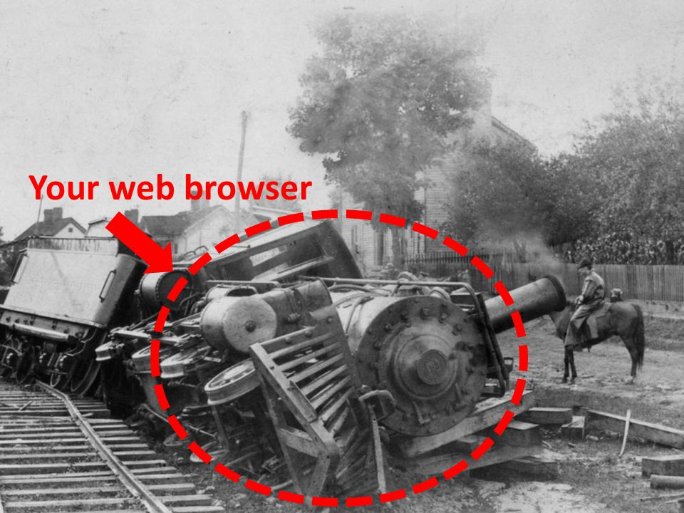 Your web browser