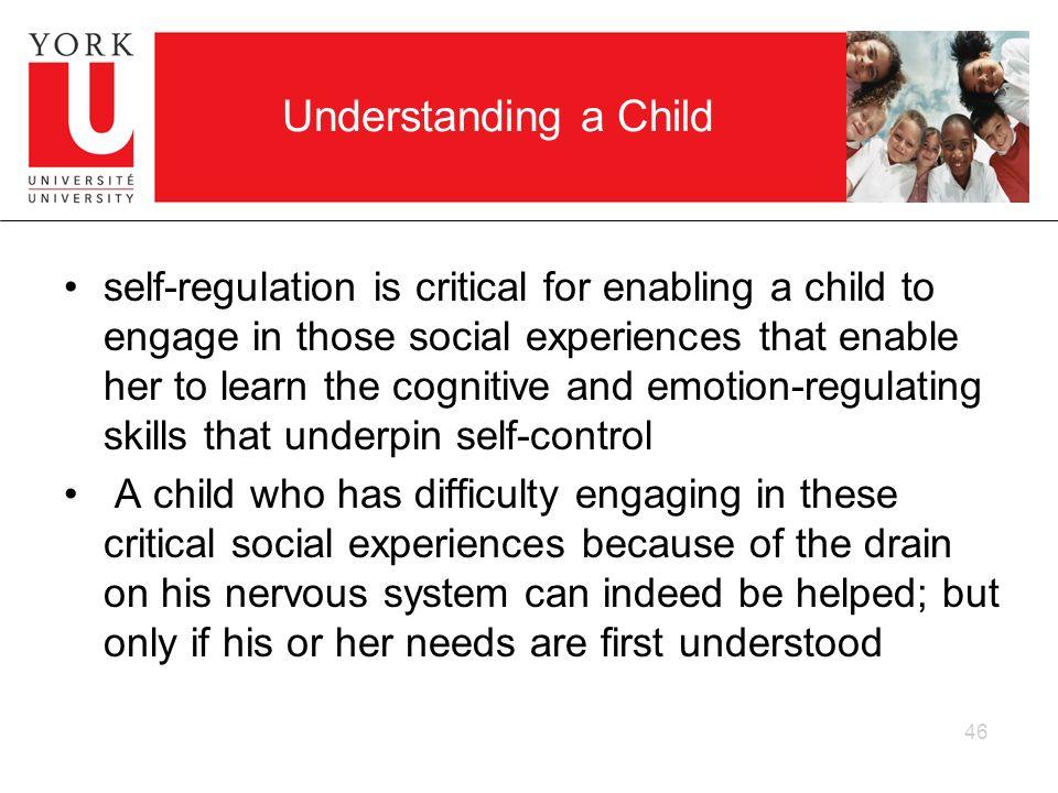 Understanding a Child