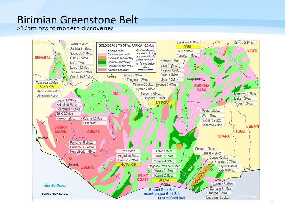 Birimian Greenstone Belt