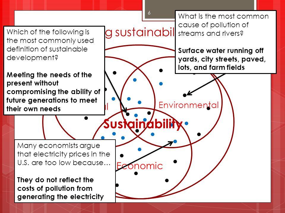Conceptualizing sustainability knowledge