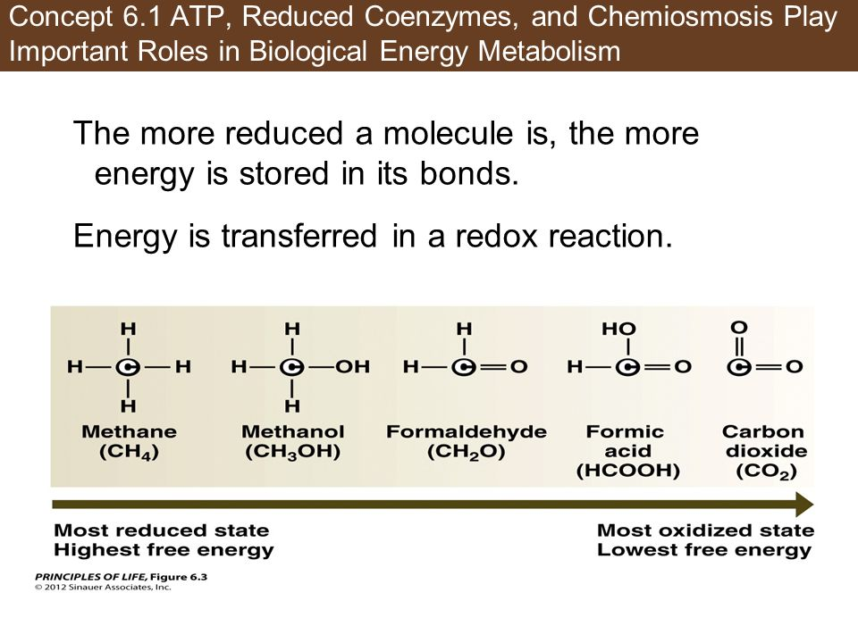 Energy is transferred in a redox reaction.