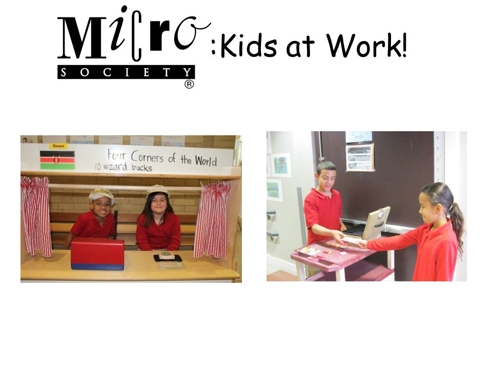 :Kids at Work!