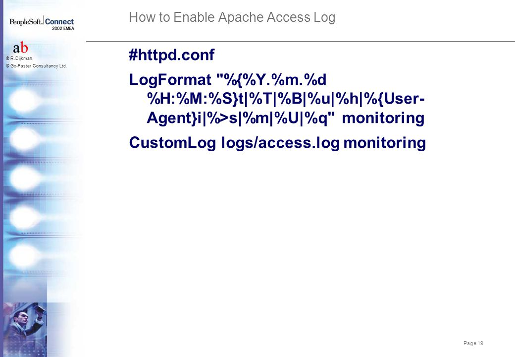 How to Enable Apache Access Log