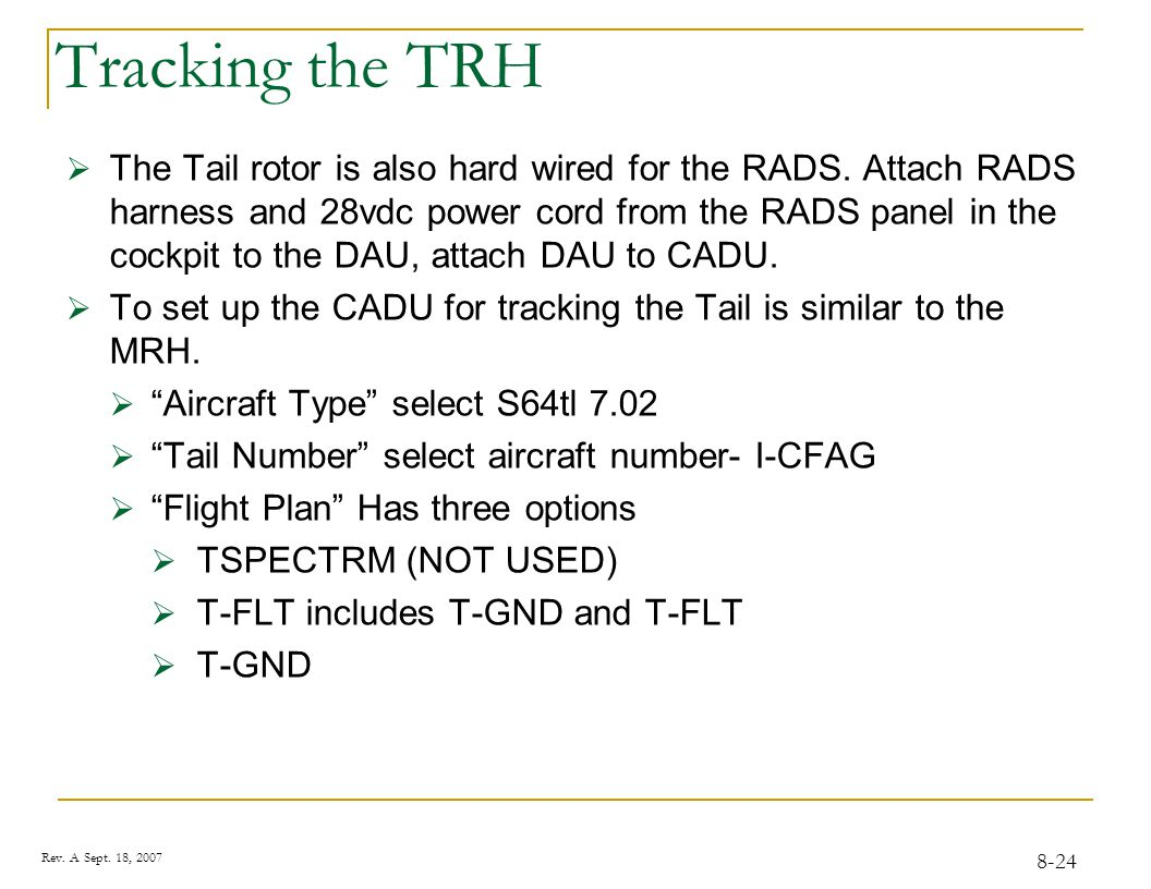 Tail Rotor Components Interrupter Accelerometers Mount Red Blade