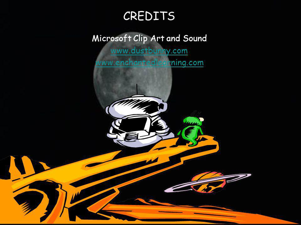 Microsoft Clip Art and Sound
