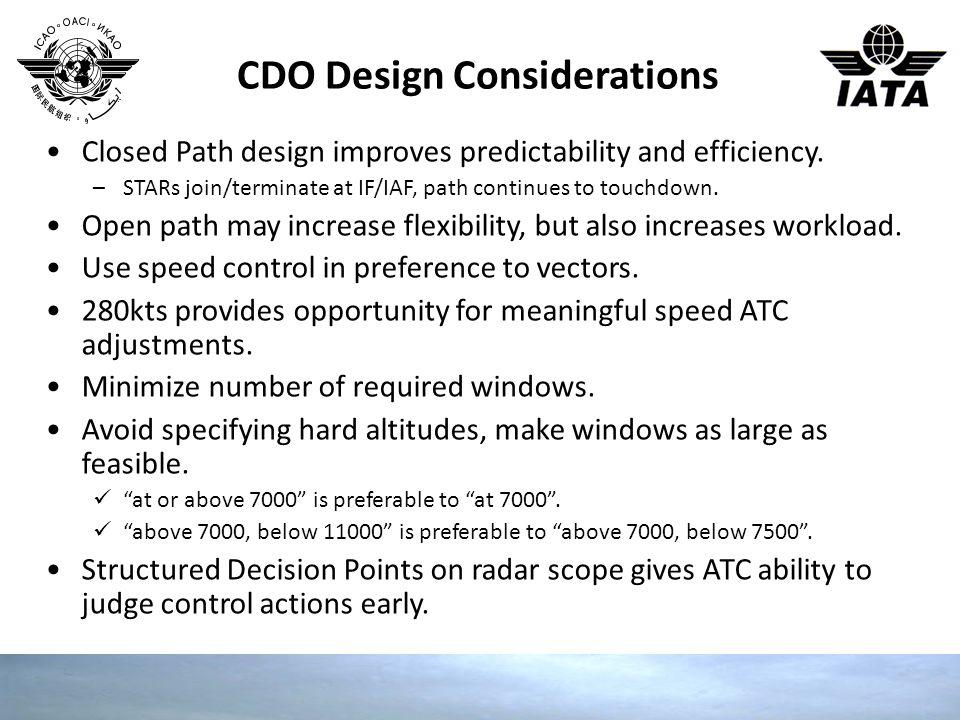 CDO Design Considerations