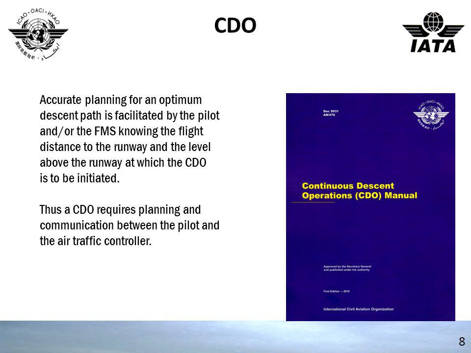 CDO Accurate planning for an optimum