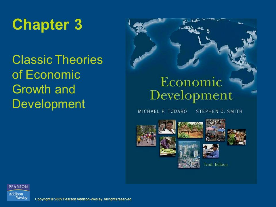 Classic Theories of Economic Growth and Development
