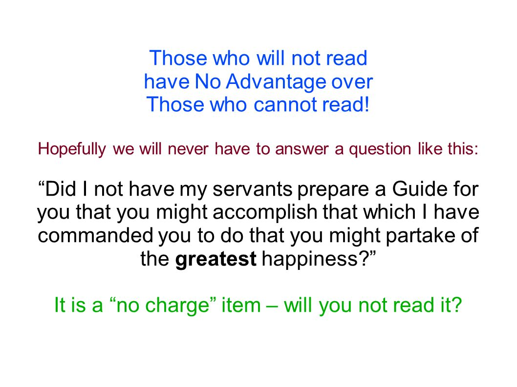 It is a no charge item – will you not read it