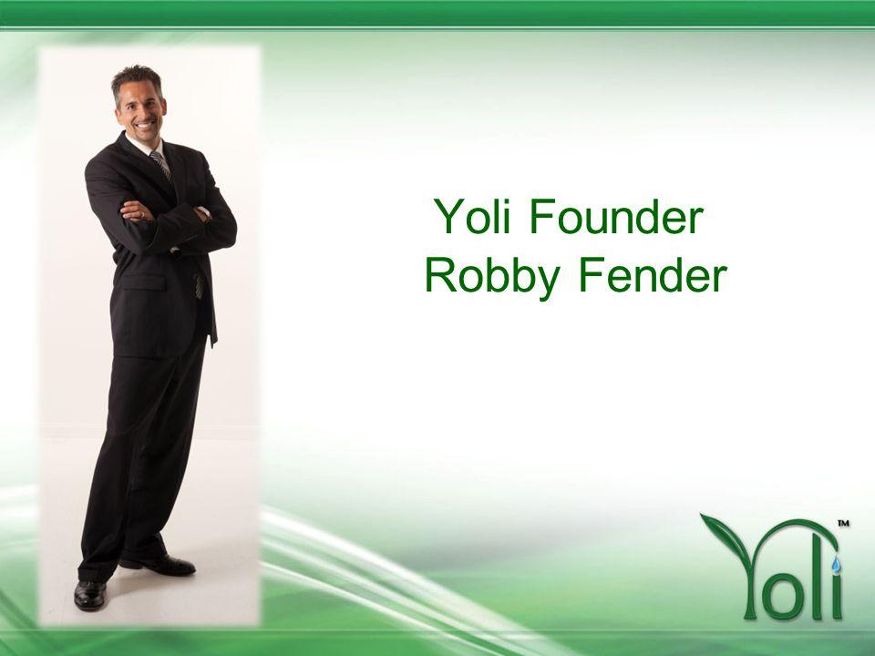 Yoli Founder Robby Fender