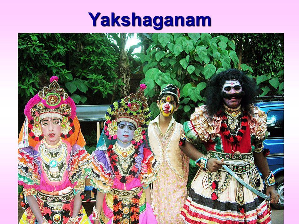 Yakshaganam