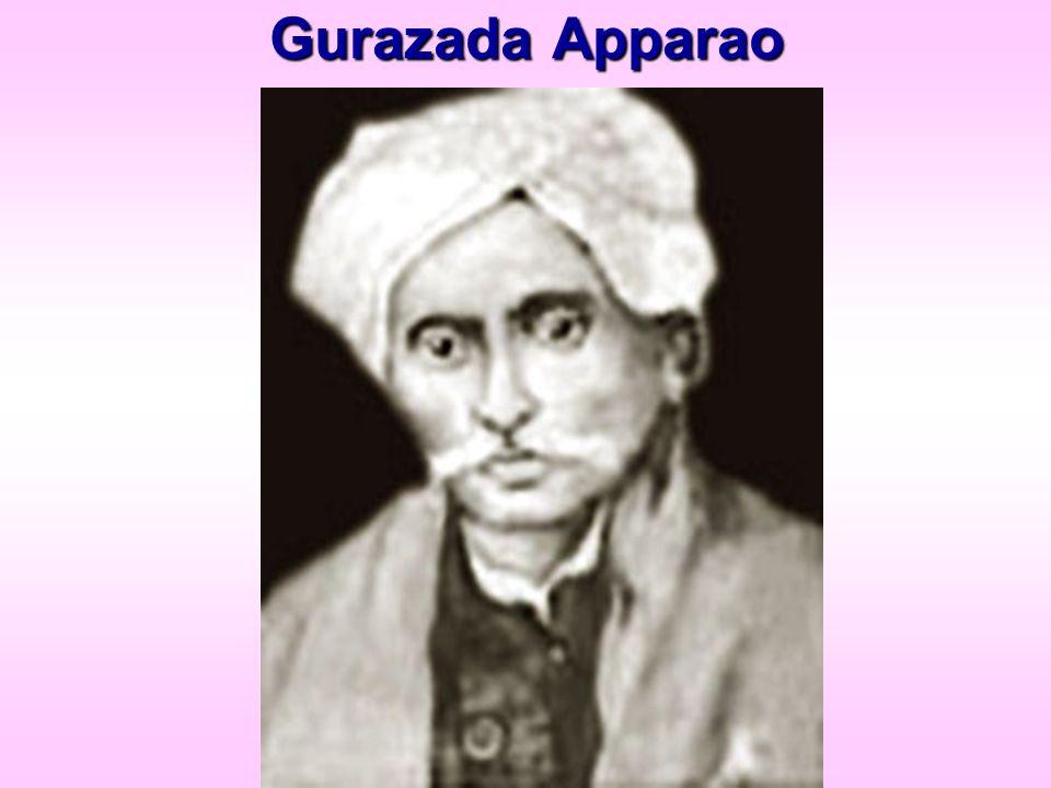 Gurazada Apparao