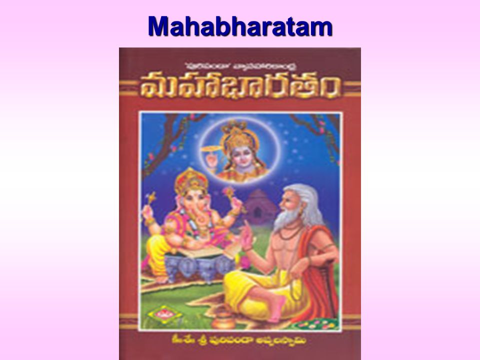 Mahabharatam