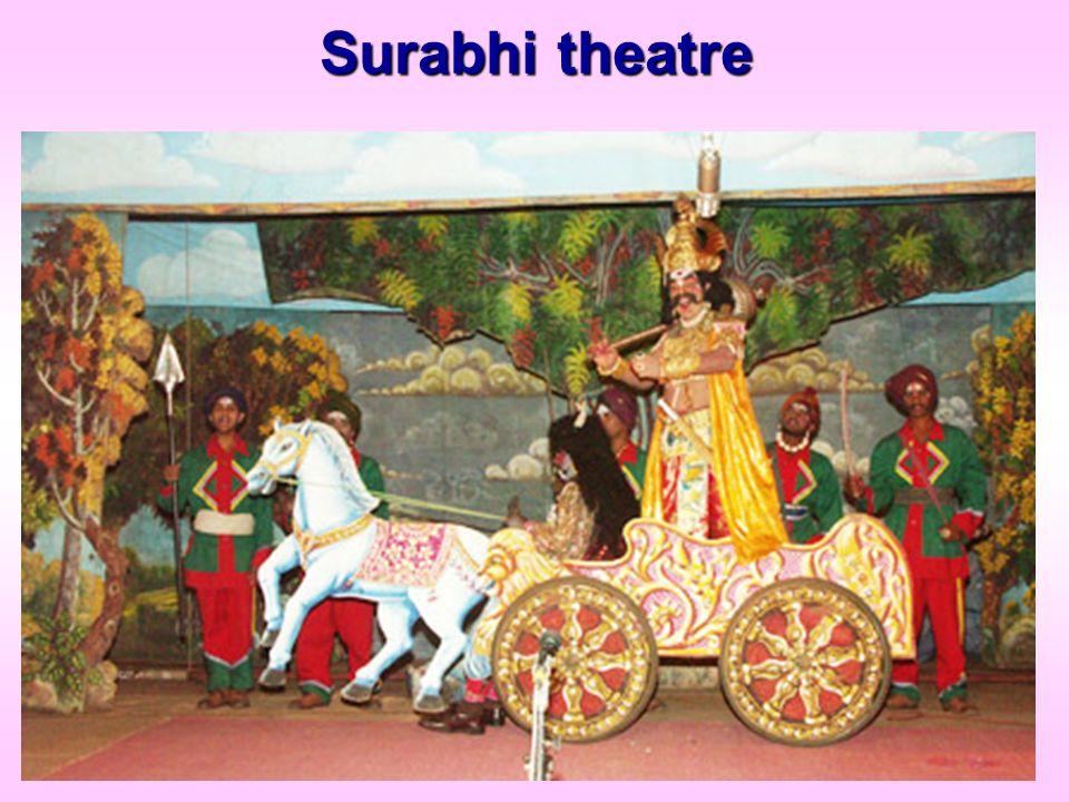 Surabhi theatre