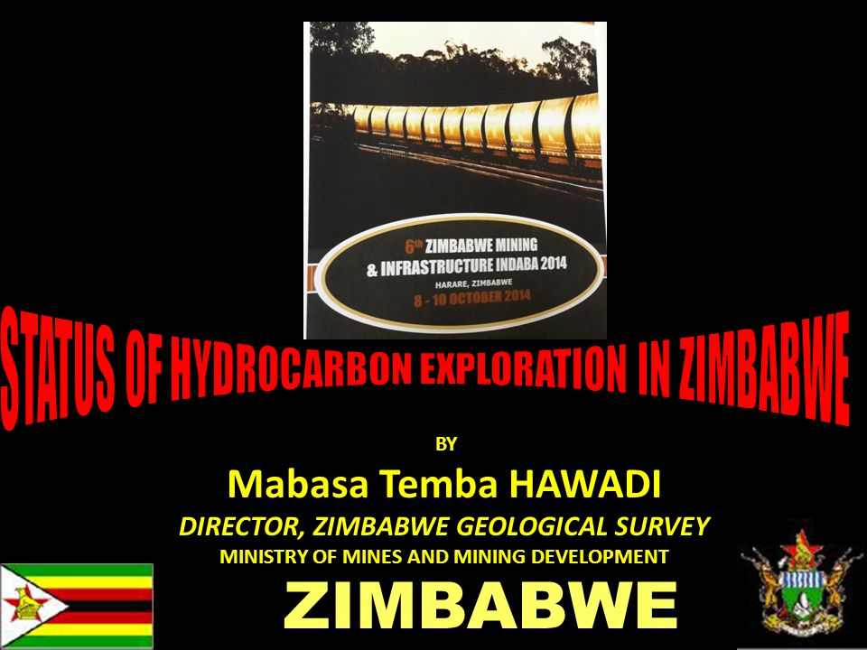 ZIMBABWE STATUS OF HYDROCARBON EXPLORATION IN ZIMBABWE