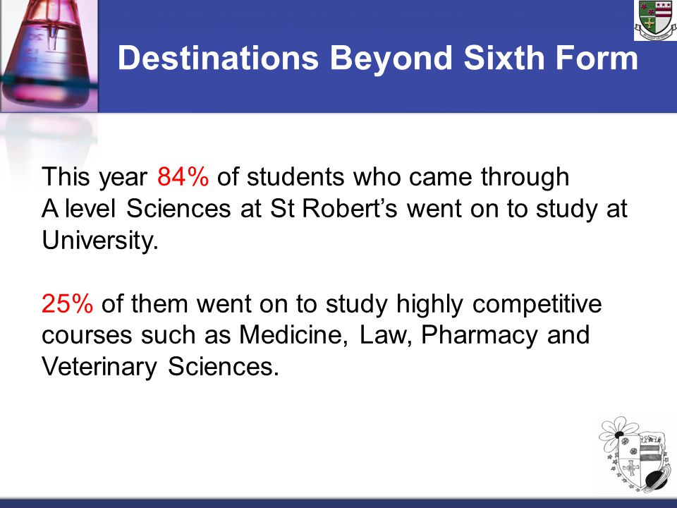 Destinations Beyond Sixth Form