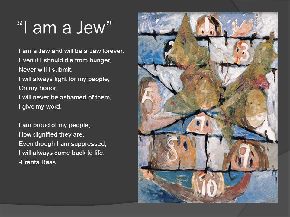 I am a Jew