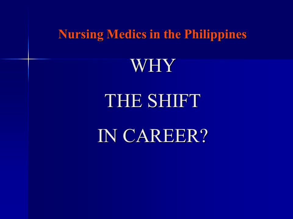 Nursing Medics in the Philippines