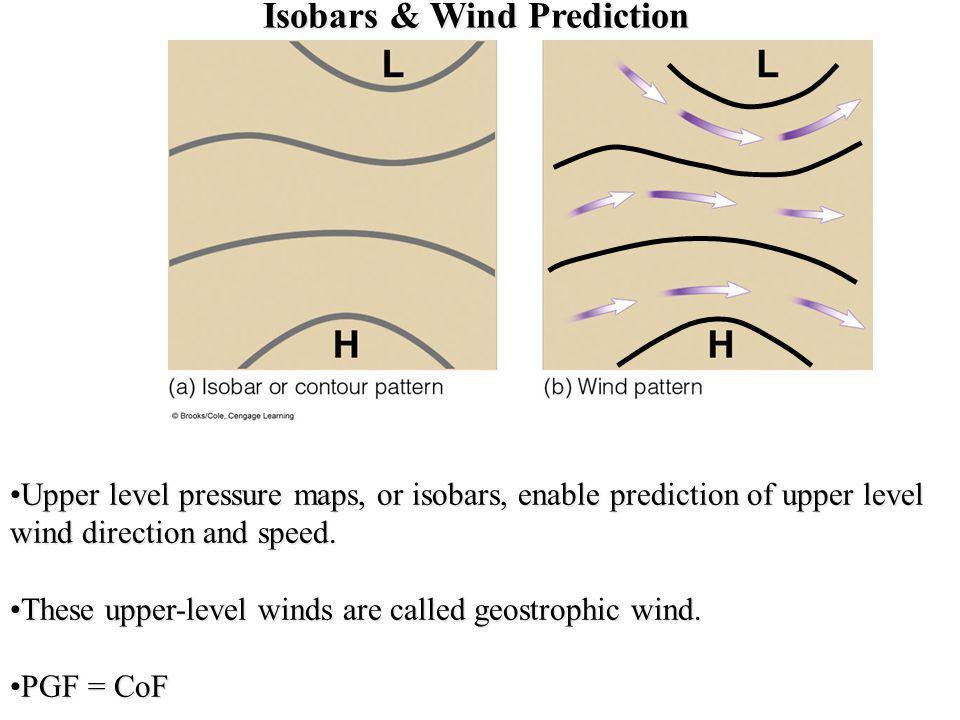 Isobars & Wind Prediction