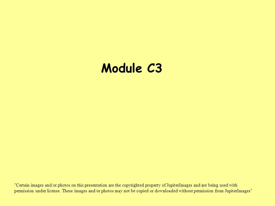 Module C3