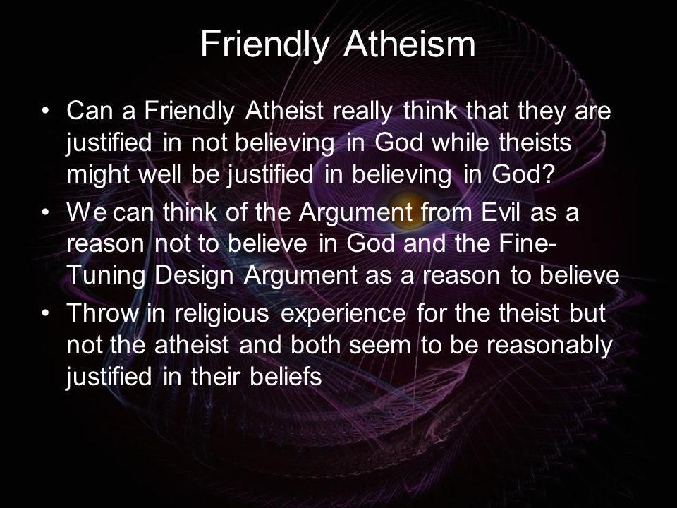 Friendly Atheism