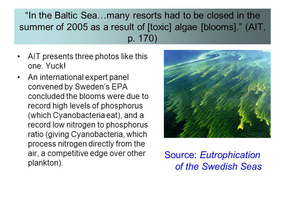 Source: Eutrophication of the Swedish Seas